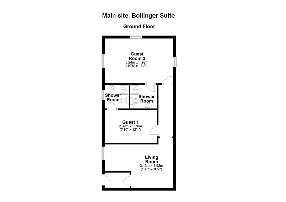 Main Site Guest Room Floor Plans  Clare Hall